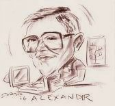 Alexander by Ivano